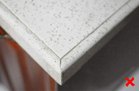 KingKonree solid surface countertop material customized for hotel-20