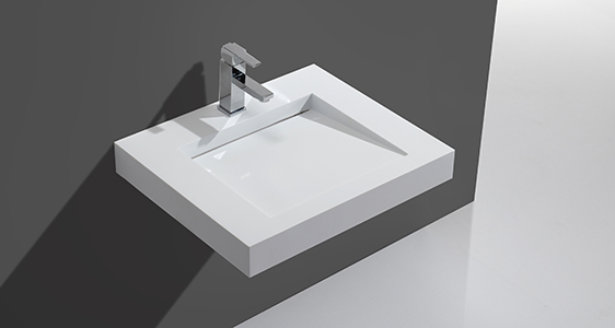 KingKonree wall basin customized for hotel-1