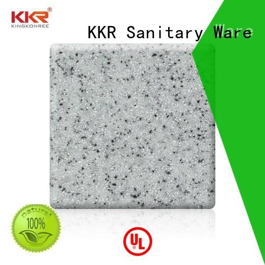KingKonree sparkle solid surface countertops cost plain for home