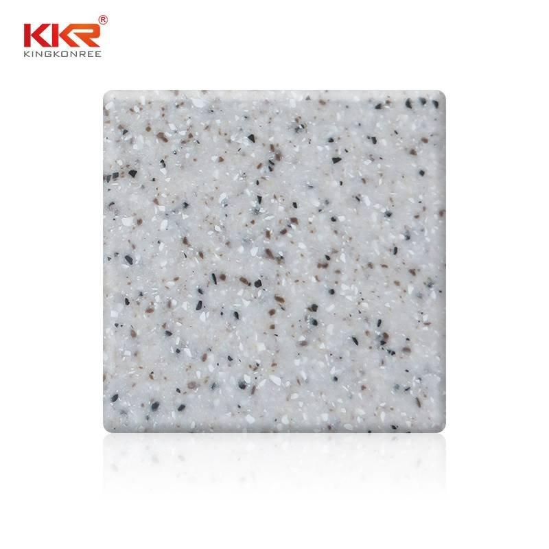 Hoja de superficie sólida 100% puro acrílico termoformado KKR - M2601
