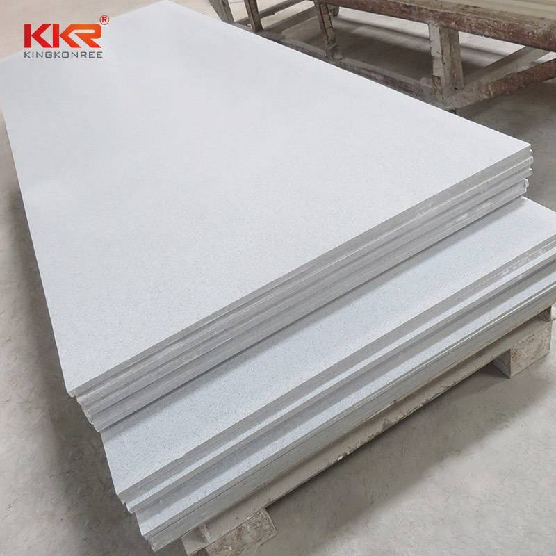 12mm -30mm Thick Dusk Color Modified Acrylic Solid Surface Sheets KKR-M1650