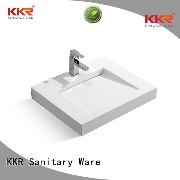 mounted wash wall mounted wash basins bath rectangle KingKonree company