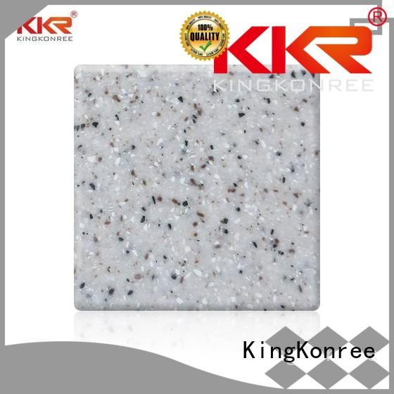 kkr 100 acrylic KingKonree Brand acrylic solid surface sheets suppliers factory