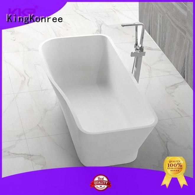 high-end bathroom stand alone tub custom