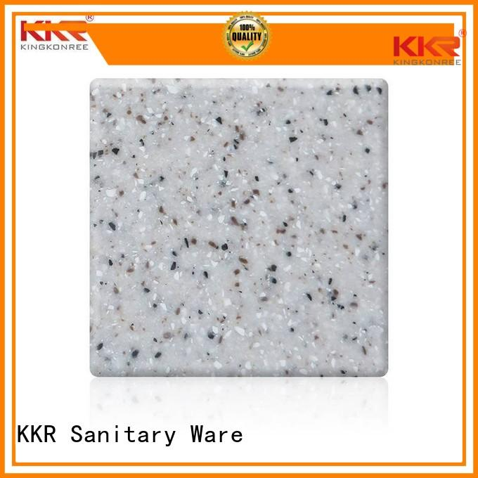 acrylic solid surface sheets suppliers kkr 100 KingKonree Brand