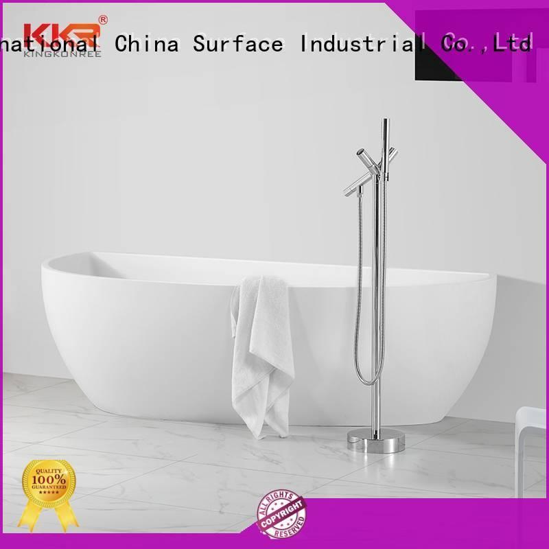 KingKonree high-quality free standing bath tubs for sale OEM
