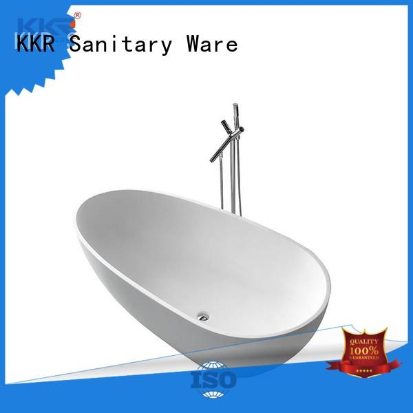 KingKonree resin stone bathtub ODM