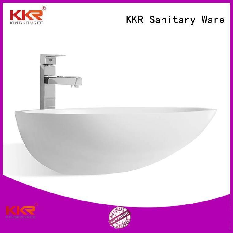 KingKonree Brand ware shape wash above counter basins