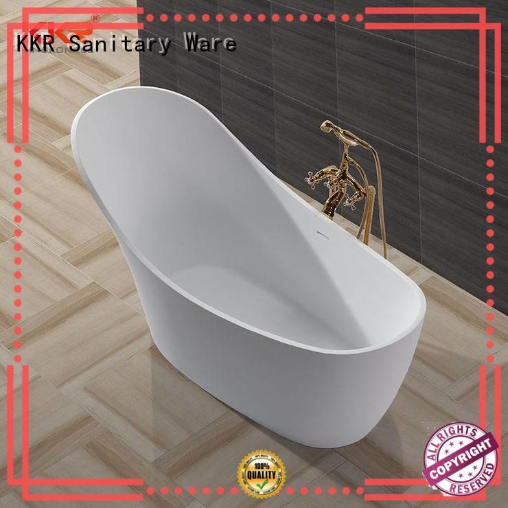 KingKonree free standing soaking tubs custom for shower room