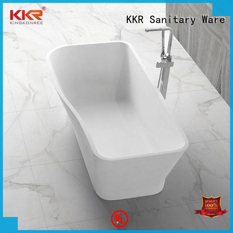 bulk production acrylic clawfoot bathtub OEM for shower room