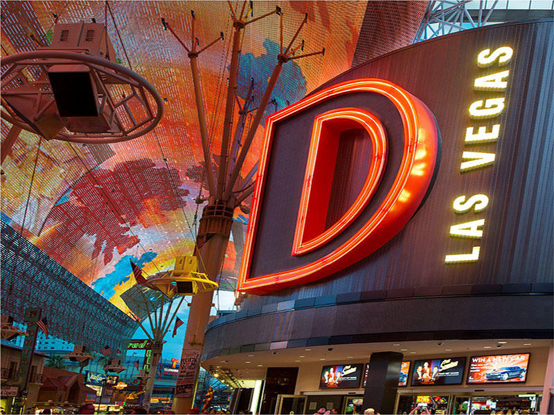 D Hotel in Las Vegas, NV 89081