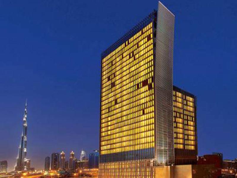 Double Tree of Hilton in Dubai
