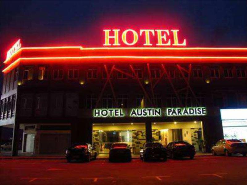 Paradise Austin Hotel Proyectos