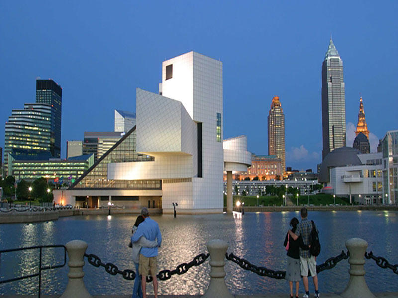Hilton Hotel in Cleveland, OHNV 89081