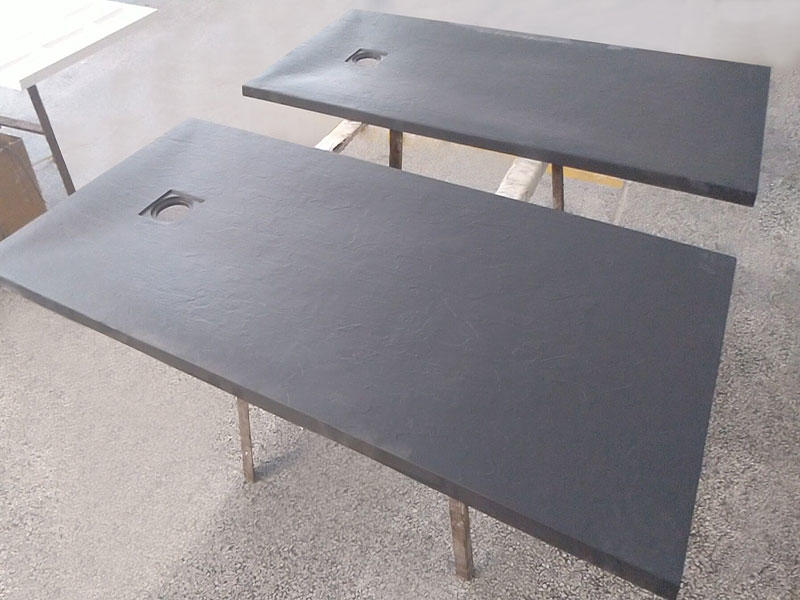 KKR Custom-made Shower Tray for the Project in New Zealand