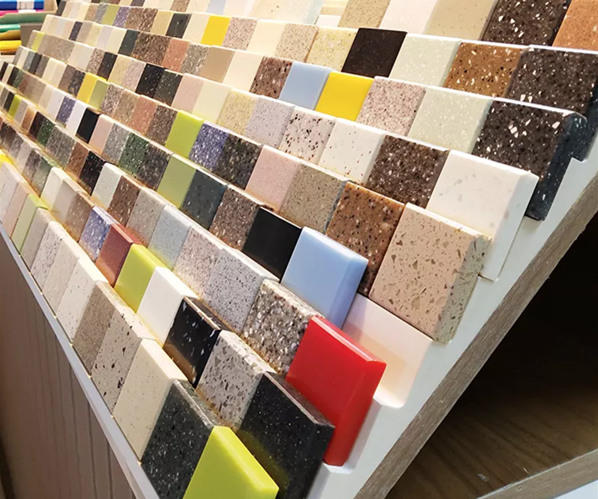 solid surface sheets, solid surface countertops, solid surface bathroom countertops