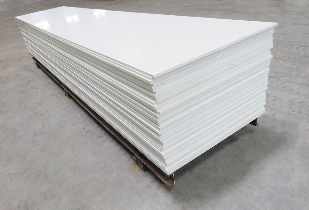 KingKonree 3660mm white solid surface countertops with good price for hotel-11