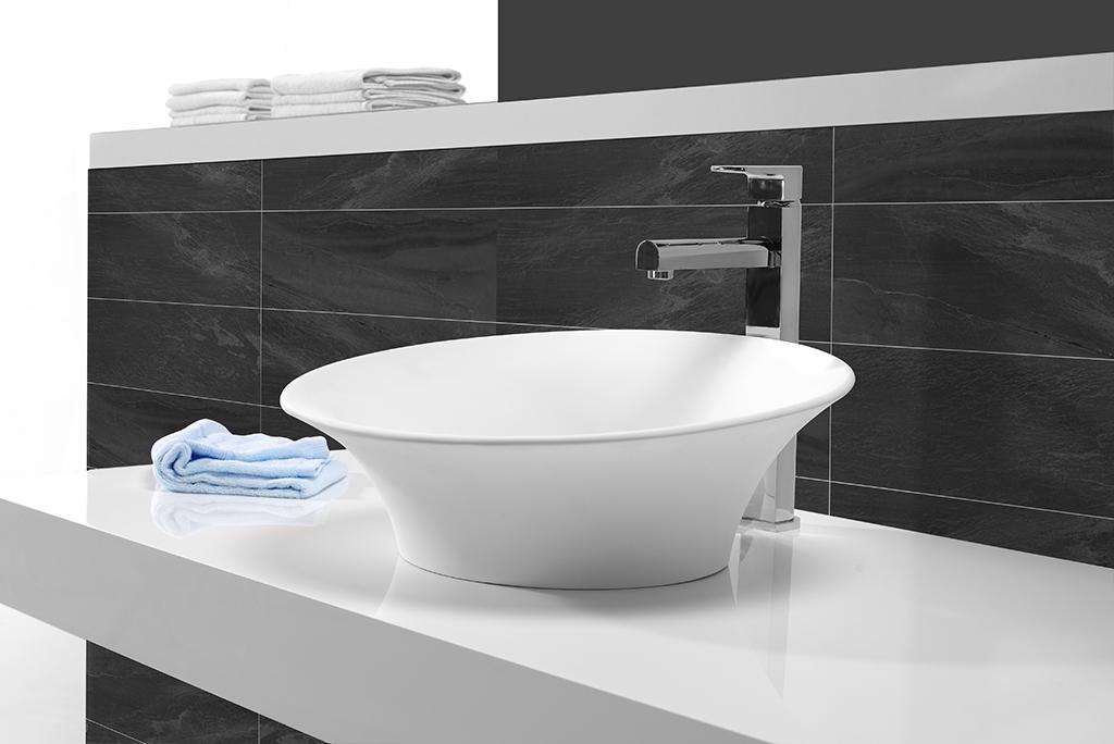 sanitary ware top mount bathroom sink manufacturer for room-1