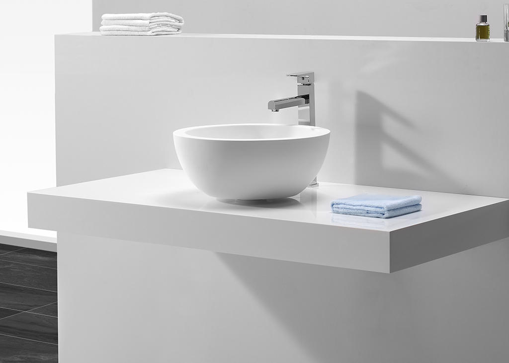 Hot above counter basins ware KingKonree Brand