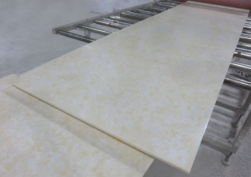 KingKonree newly buy solid surface sheets for room-11