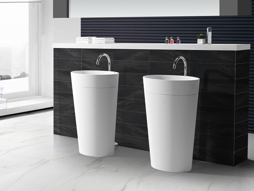 KingKonree highend under counter wash basin customized for bathroom-1