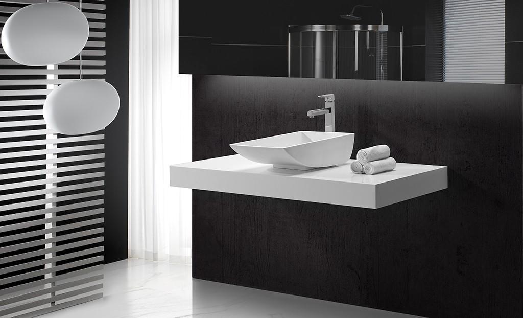 KingKonree sanitary ware above counter vessel for home-1