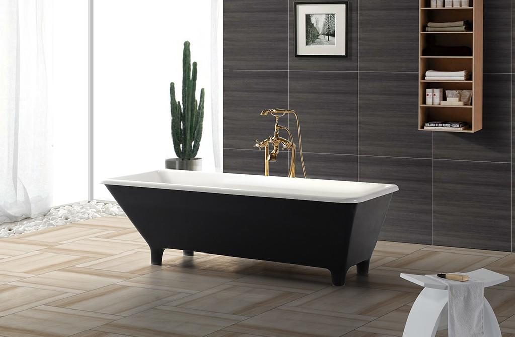 cheap freestanding bath free design for hotel KingKonree-1