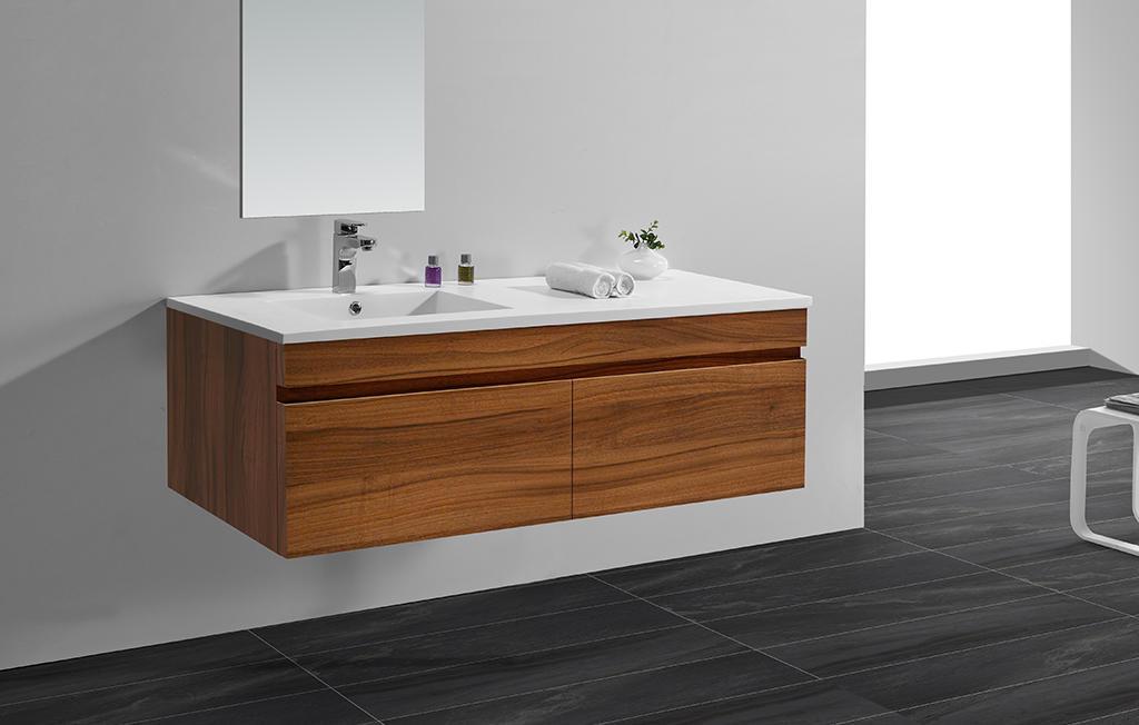 wooden toilet wash basin supplier for hotel-1
