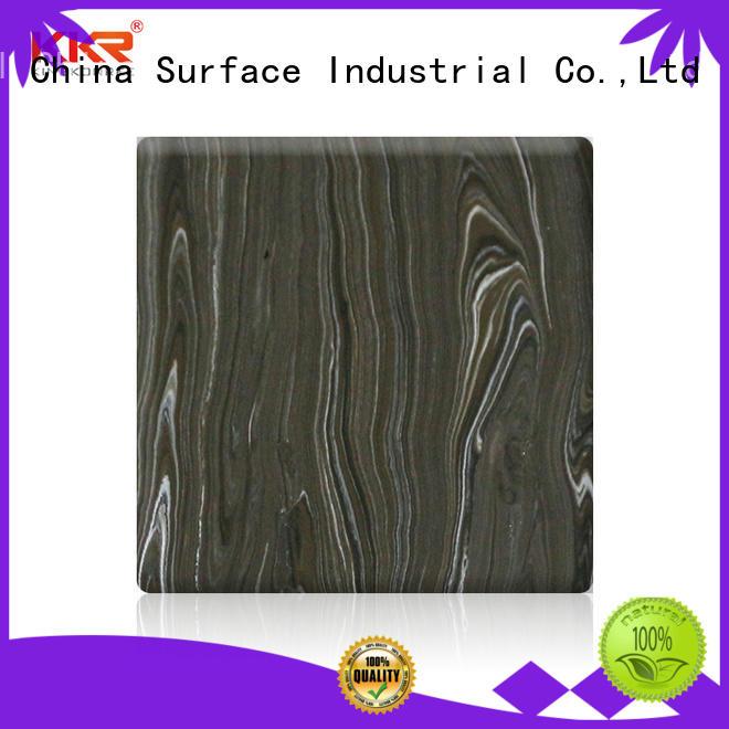 solid acrylic sheet grey for home KingKonree