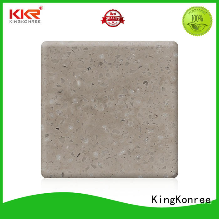 KingKonree white buy solid surface sheets manufacturer for room