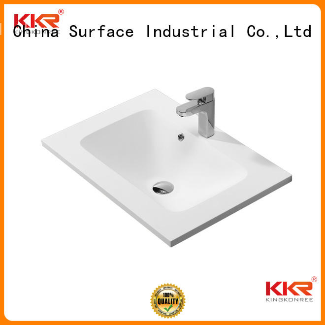basin with cabinet price solid sanitary KingKonree Brand