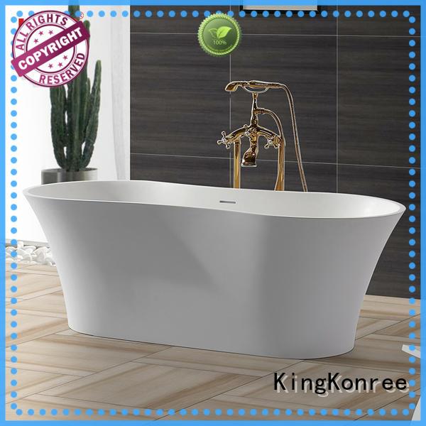 hot-sale unique freestanding bathtubs at discount KingKonree