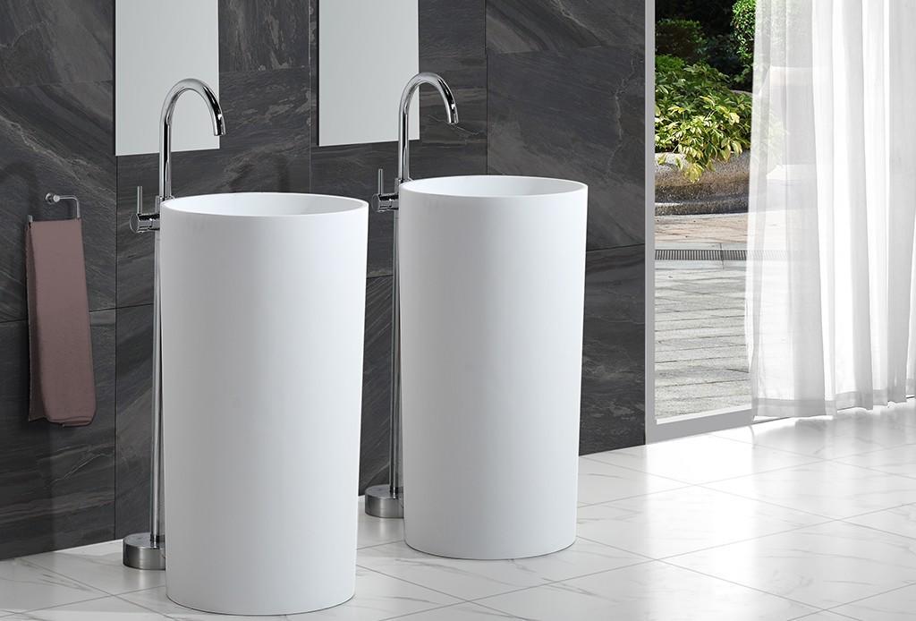 bathroom sink stand for motel KingKonree-1