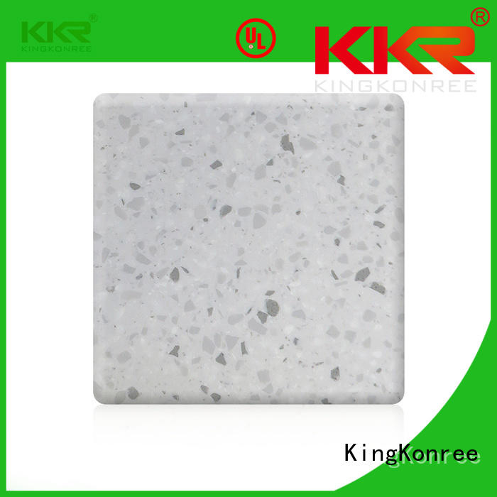 KingKonree 30mm modified acrylic solid surface design for room