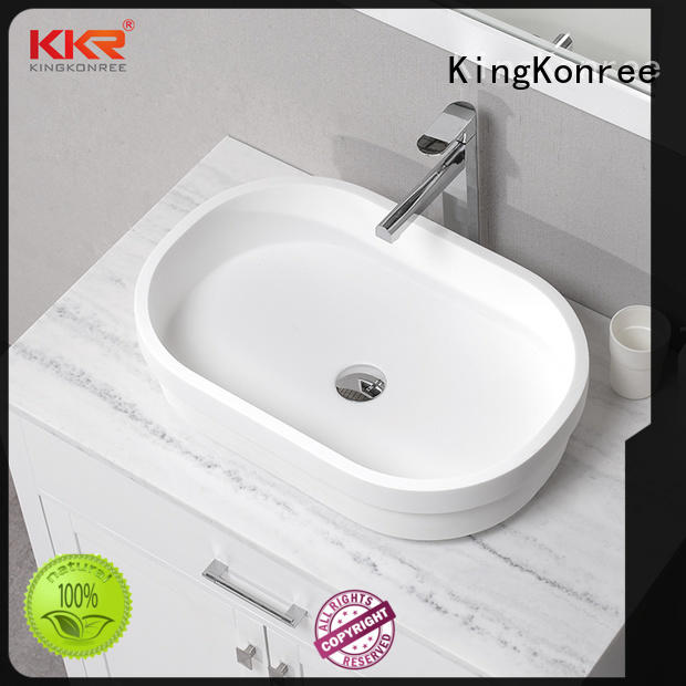 above counter basins basin for room KingKonree