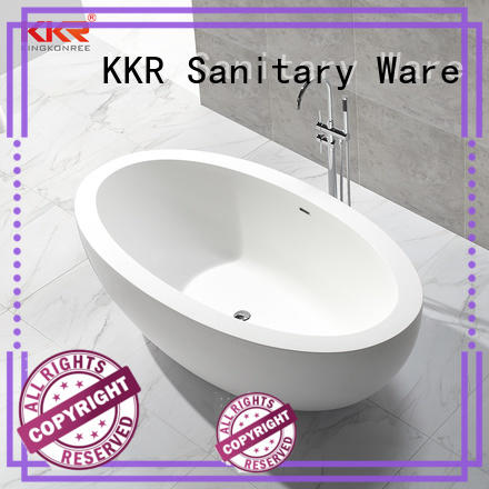 black freestanding tub manufacturers custom for hotel KingKonree
