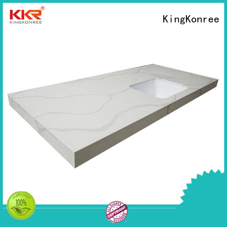 KingKonree solid worktops high-qualtiy for home