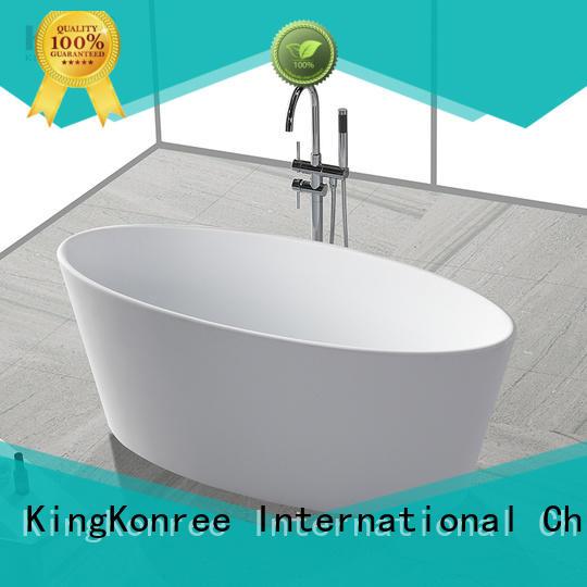 free standing acrylic bathtubs for bathroom KingKonree