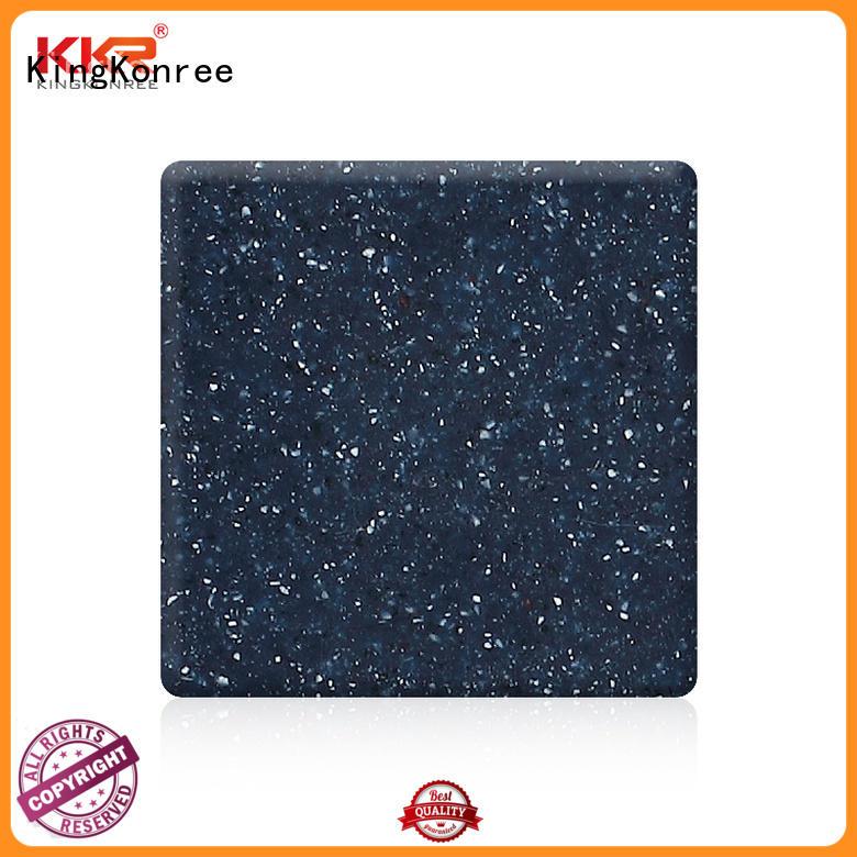 KingKonree acrylic worktops supplier for restaurant