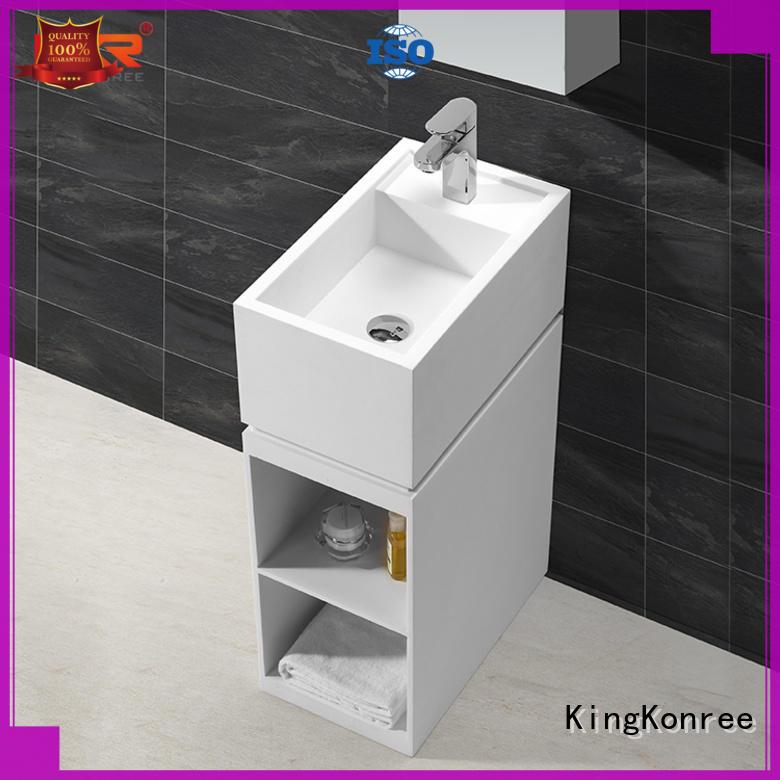 KingKonree bathroom sink stand customized for home