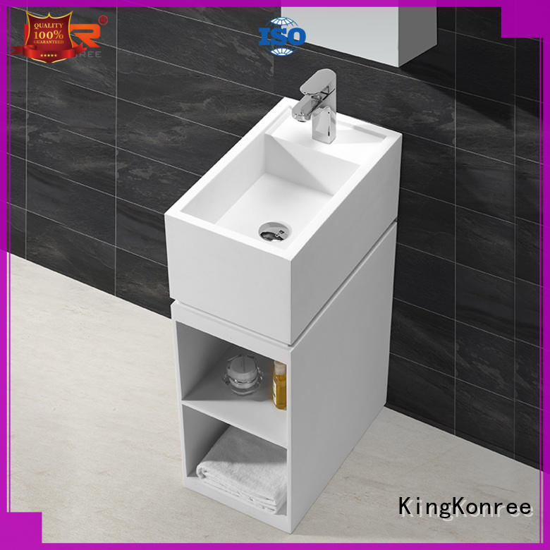 KingKonree bathroom sink stand customized for home
