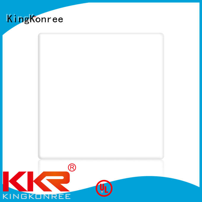 sheet kkr OEM solid surface countertops prices KingKonree