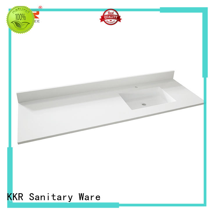 KingKonree integrated bathroom tops customized for bathroom