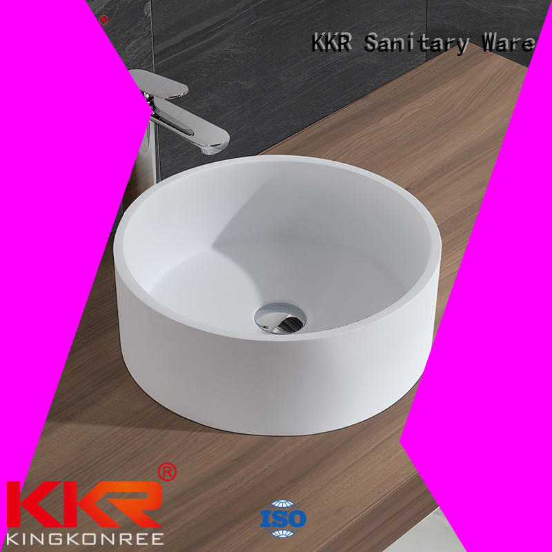Hot quality above counter basins basin kkr KingKonree Brand