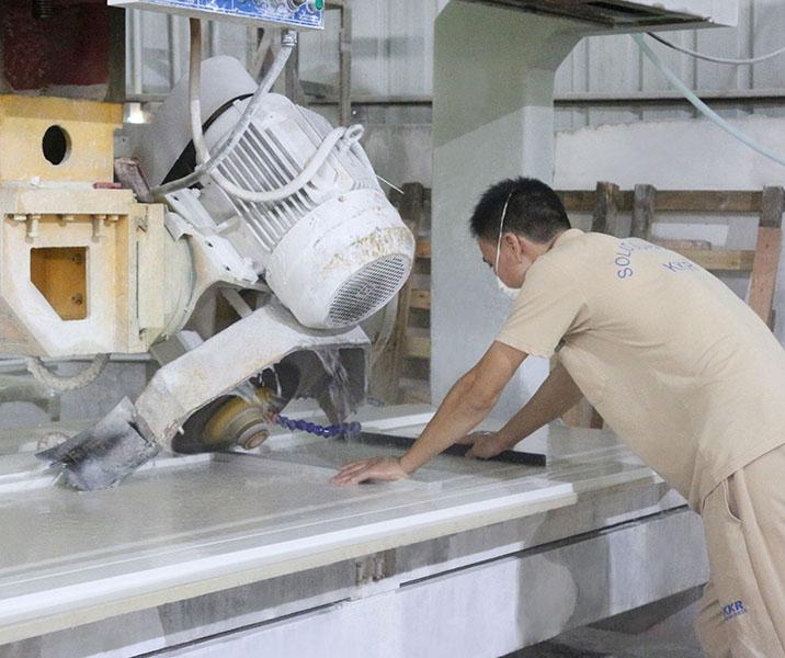 KKR Wholesale artificial stone freestanding solid surface soaking bathtub KKR-B025-13