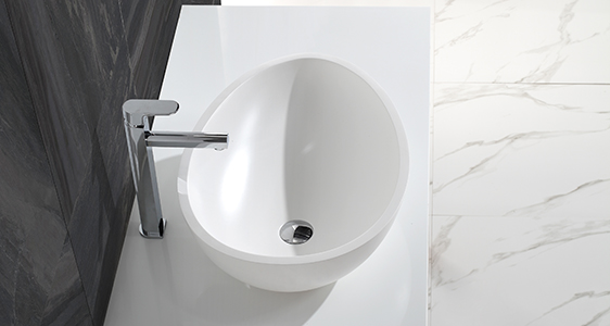 KingKonree pure above counter vessel sink at discount for hotel-1