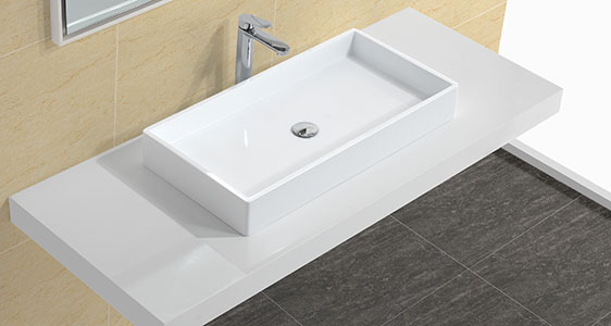 KingKonree above counter vanity basin at discount for home-1