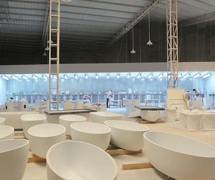 KingKonree large freestanding bath free design for bathroom-17