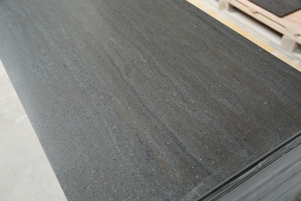 Hot Selling Lava Rock Modified Acrylic Solid Surface Sheet KKR-M8846-10