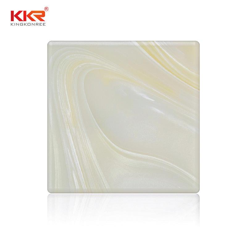 KingKonree solid surface sheets ODM for motel
